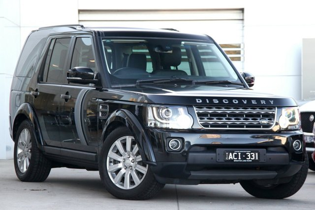 Discounted Used Land Rover Discovery TDV6, Gardenvale, 2014 Land Rover Discovery TDV6 Wagon