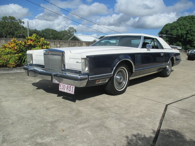 Used Lincoln Continental, Capalaba, 1979 Lincoln Continental Coupe