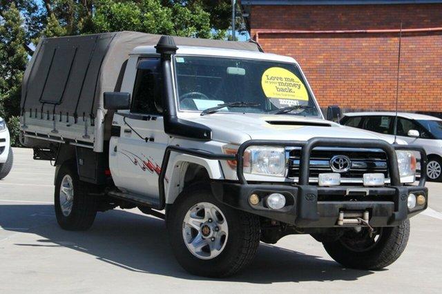 Used Toyota Landcruiser GXL, Caloundra, 2008 Toyota Landcruiser GXL Cab Chassis