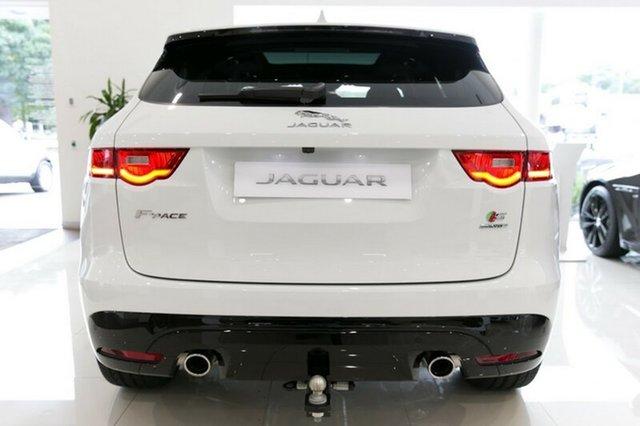 New Jaguar F-PACE 35t AWD S, Hawthorn, 2017 Jaguar F-PACE 35t AWD S Wagon