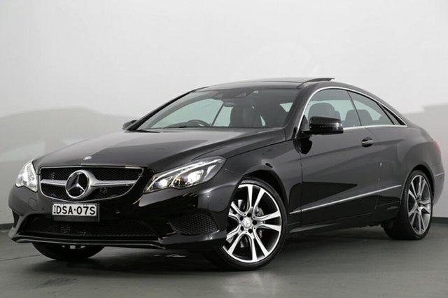 Used Mercedes-Benz E250 7G-Tronic +, Narellan, 2014 Mercedes-Benz E250 7G-Tronic + Coupe