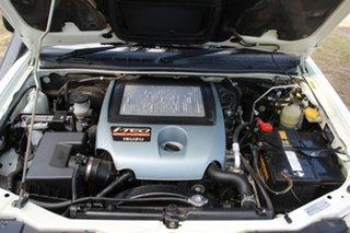 2011 Isuzu D-MAX SX Utility.