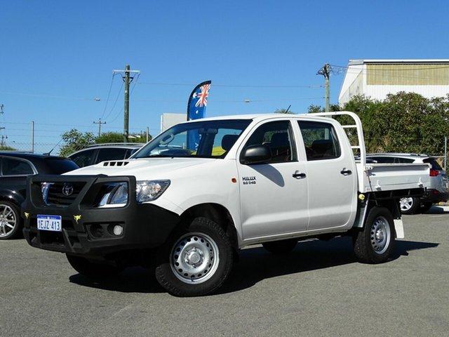 Used Toyota Hilux SR Double Cab, Welshpool, 2014 Toyota Hilux SR Double Cab Utility