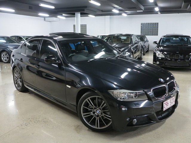 Used BMW 320D Lifestyle Steptronic, Albion, 2011 BMW 320D Lifestyle Steptronic Sedan