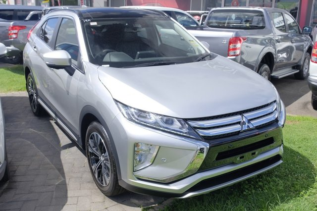 New Mitsubishi Eclipse Cross Exceed 2WD, Bowen Hills, 2017 Mitsubishi Eclipse Cross Exceed 2WD Wagon