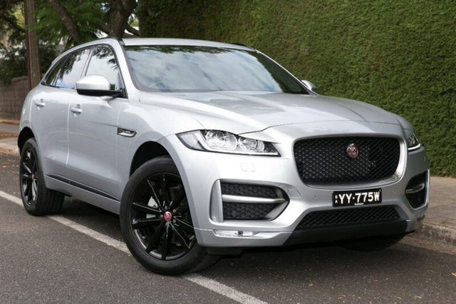Demonstrator, Demo, Near New Jaguar F-PACE 35t AWD R-Sport, Hawthorn, 2016 Jaguar F-PACE 35t AWD R-Sport Wagon