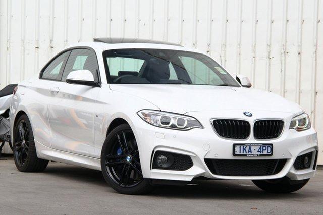 Used BMW 230i M Sport, Clayton, 2017 BMW 230i M Sport Coupe