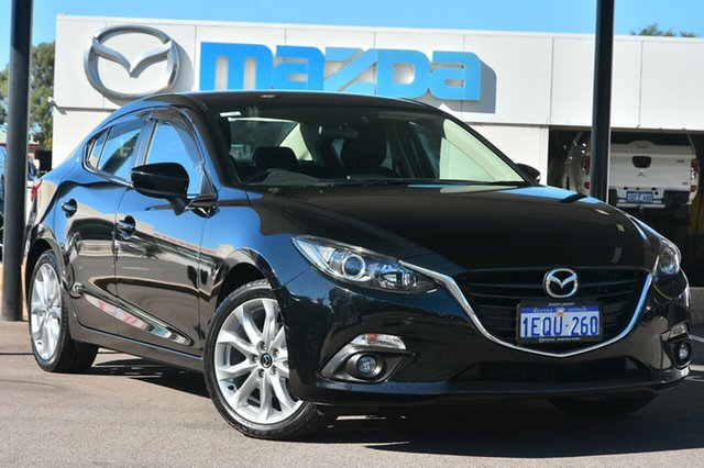 Used Mazda 3 SP25, Mandurah, 2015 Mazda 3 SP25 Sedan