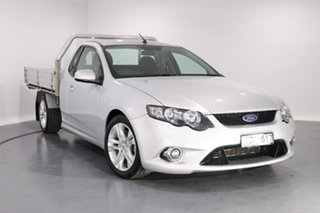 Used Ford Falcon XR6, 2010 Ford Falcon XR6 FG Cab Chassis