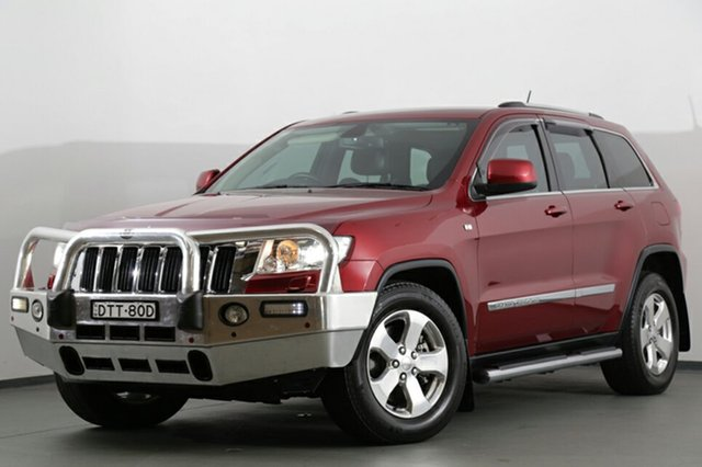 Used Jeep Grand Cherokee Laredo, Narellan, 2012 Jeep Grand Cherokee Laredo SUV