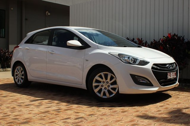 Used Hyundai i30 Active, Cairns, 2013 Hyundai i30 Active Hatchback