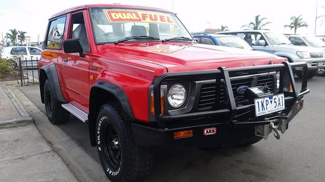 Used Ford Maverick XLT, Cheltenham, 1992 Ford Maverick XLT Hardtop