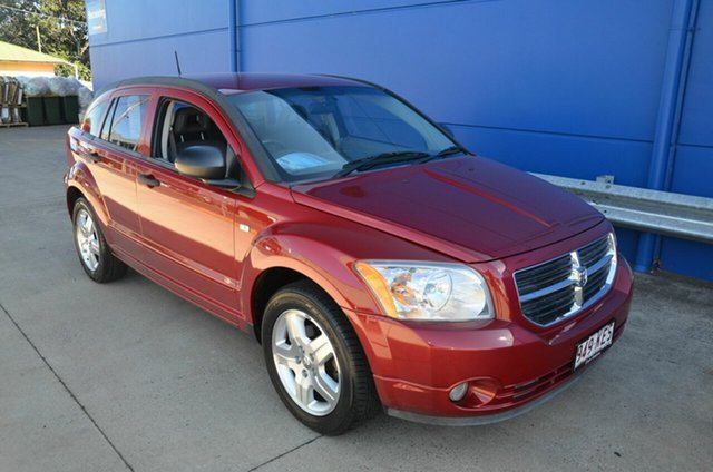Used Dodge Caliber SXT, Toowoomba, 2007 Dodge Caliber SXT Hatchback