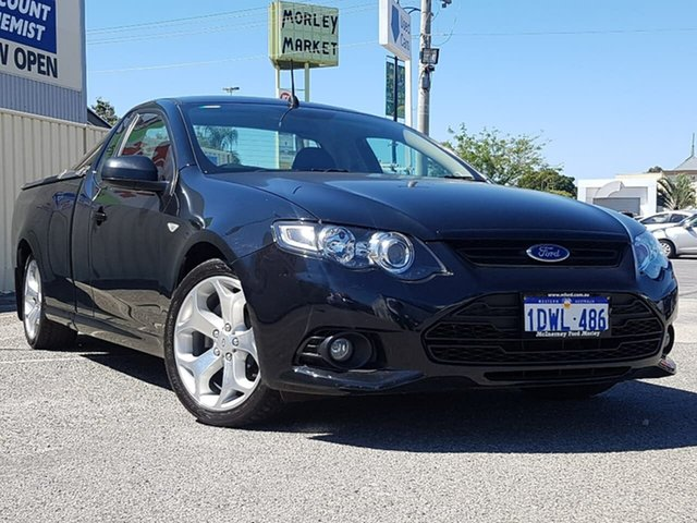 Used Ford Falcon XR6 Ute Super Cab, Morley, 2012 Ford Falcon XR6 Ute Super Cab Utility
