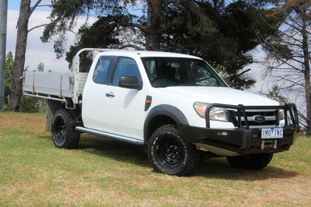 Used Ford Ranger XL (4x4), Officer, 2011 Ford Ranger XL (4x4) Super Cab Chassis