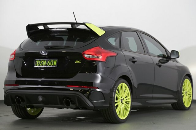 Discounted Demonstrator, Demo, Near New Ford Focus RS AWD, Narellan, 2017 Ford Focus RS AWD Hatchback