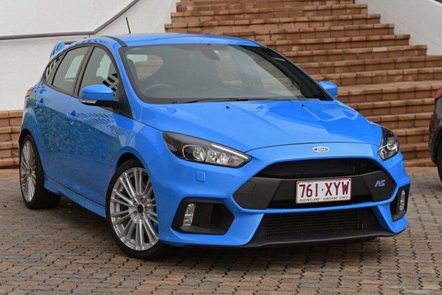 Discounted Used Ford Focus RS AWD, Southport, 2017 Ford Focus RS AWD Hatchback