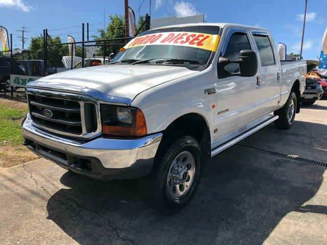 Used Ford F250 XLT (4x4), Clontarf, 2002 Ford F250 XLT (4x4) Crew Cab Pickup