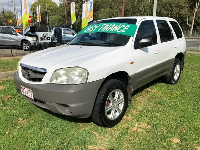Used Mazda Tribute Limited, Clontarf, 2003 Mazda Tribute Limited Wagon