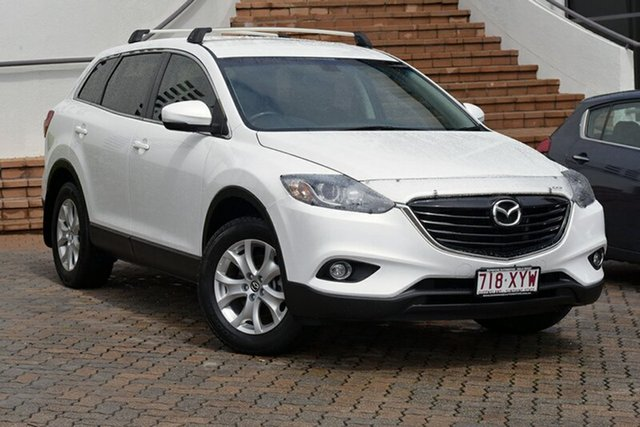 Discounted Used Mazda CX-9 Classic Activematic, Southport, 2013 Mazda CX-9 Classic Activematic Wagon