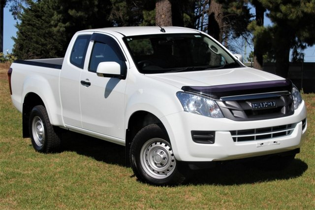 Used Isuzu D-MAX SX Space Cab High Ride, Officer, 2016 Isuzu D-MAX SX Space Cab High Ride Utility