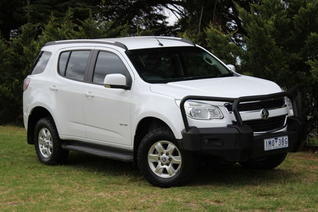 Used Holden Colorado 7 LT, Officer, 2013 Holden Colorado 7 LT Wagon