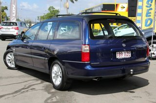 2000 Holden Commodore Olympic Wagon.
