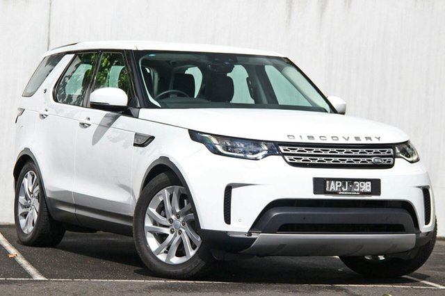 Used Land Rover Discovery TD6 HSE Luxury, Malvern, 2017 Land Rover Discovery TD6 HSE Luxury Wagon