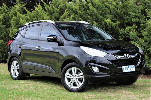 Used Hyundai ix35 Elite AWD, Officer, 2010 Hyundai ix35 Elite AWD Wagon