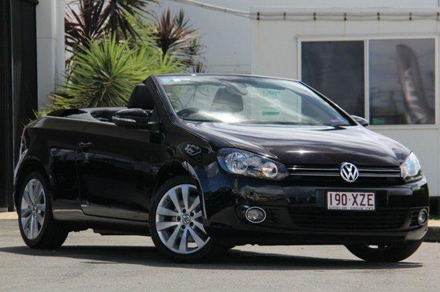 Used Volkswagen Golf 118TSI DSG, Bowen Hills, 2011 Volkswagen Golf 118TSI DSG Cabriolet