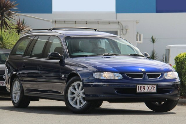 Used Holden Commodore Olympic, Bowen Hills, 2000 Holden Commodore Olympic Wagon