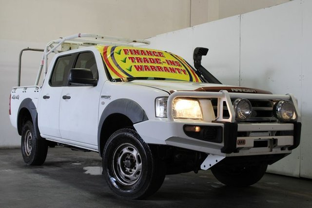 Used Ford Ranger XL (4x4), Underwood, 2008 Ford Ranger XL (4x4) Dual Cab Pick-up