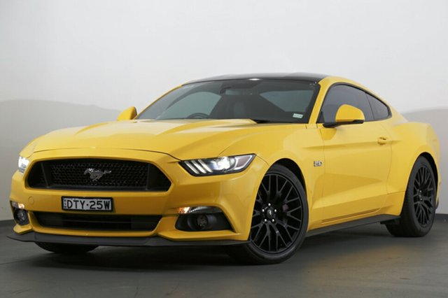 Discounted Used Ford Mustang GT Fastback, Narellan, 2016 Ford Mustang GT Fastback Fastback