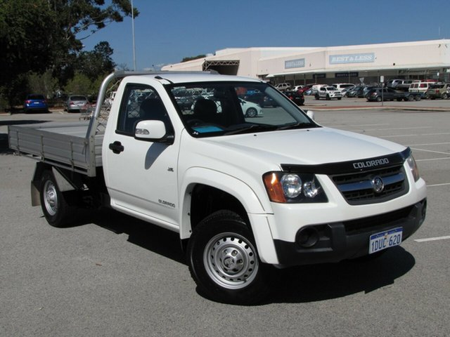 Used Holden Colorado LX, Maddington, 2011 Holden Colorado LX Cab Chassis