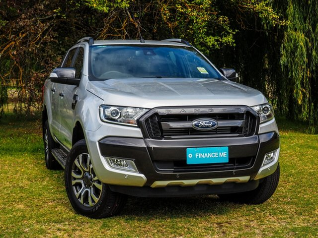 New Ford Ranger, Cheltenham, 2017 Ford Ranger