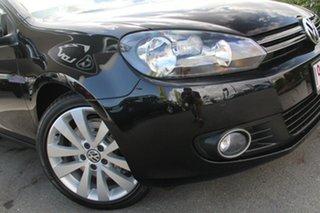 2011 Volkswagen Golf 118TSI DSG Cabriolet.