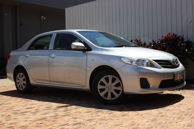 Used Toyota Corolla Ascent, Cairns, 2013 Toyota Corolla Ascent Sedan