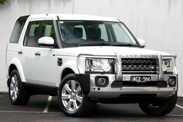 Used Land Rover Discovery SDV6 SE, Malvern, 2014 Land Rover Discovery SDV6 SE Wagon