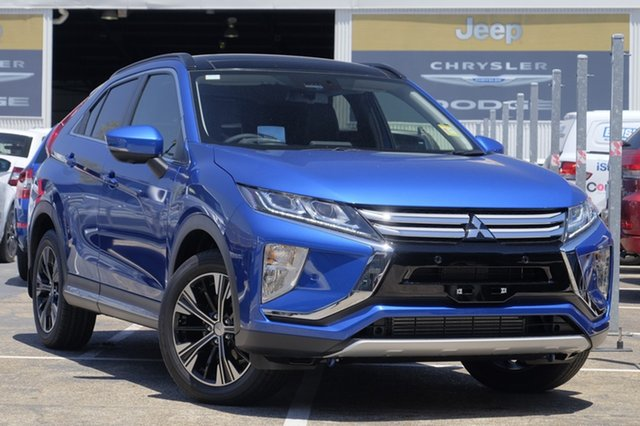Demonstrator, Demo, Near New Mitsubishi Eclipse Cross Exceed AWD, Bowen Hills, 2017 Mitsubishi Eclipse Cross Exceed AWD Wagon