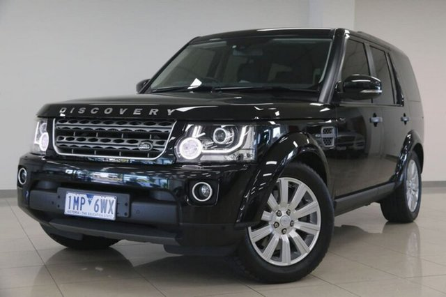 Used Land Rover Discovery TDV6, Doncaster, 2016 Land Rover Discovery TDV6 Wagon