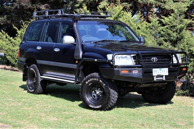 Used Toyota Landcruiser GXL, Officer, 2000 Toyota Landcruiser GXL Wagon