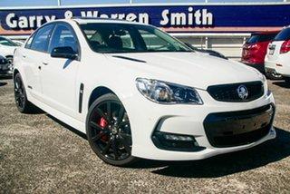 Demonstrator, Demo, Near New Holden Commodore SS-V Redline, Oakleigh, 2017 Holden Commodore SS-V Redline VF II MY17 Sedan