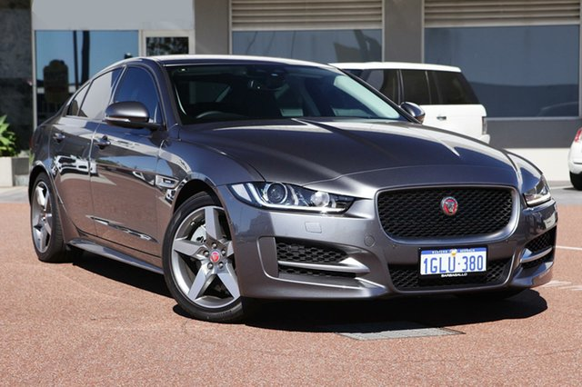 Demonstrator, Demo, Near New Jaguar XE 20T R-Sport, Osborne Park, 2017 Jaguar XE 20T R-Sport Sedan