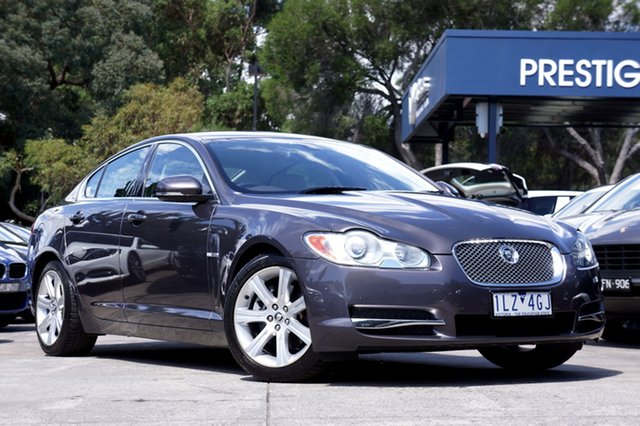 Used Jaguar XF Luxury, Balwyn, 2009 Jaguar XF Luxury Sedan