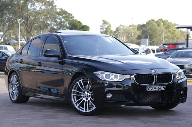 Discounted Used BMW 328I M Sport, Warwick Farm, 2015 BMW 328I M Sport Sedan