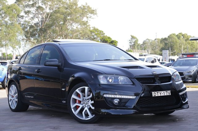 Discounted Used Holden Special Vehicles Clubsport R8, Warwick Farm, 2011 Holden Special Vehicles Clubsport R8 Sedan