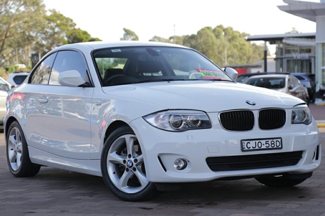 Discounted Used BMW 120i Steptronic, Warwick Farm, 2012 BMW 120i Steptronic Coupe