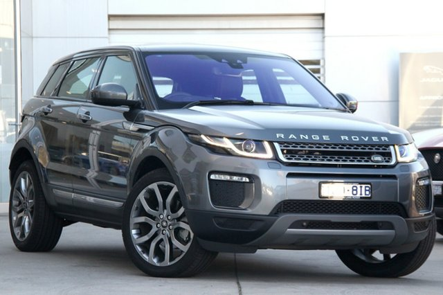 Discounted Demonstrator, Demo, Near New Land Rover Range Rover Evoque TD4 180 HSE Dynamic, Gardenvale, 2017 Land Rover Range Rover Evoque TD4 180 HSE Dynamic Wagon