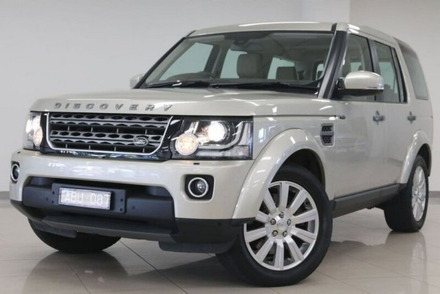 Used Land Rover Discovery TDV6, Doncaster, 2014 Land Rover Discovery TDV6 Wagon
