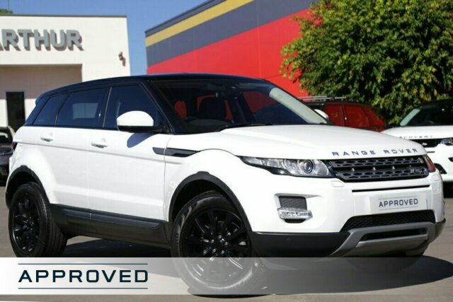 Used Land Rover Range Rover Evoque TD4 Pure Tech, Narellan, 2015 Land Rover Range Rover Evoque TD4 Pure Tech SUV